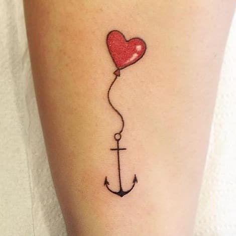 Pin De Mooni Gonzalez En Ana Tatuajes De Anclas Tatuaje De Globo Tatuaje De Inspiracion