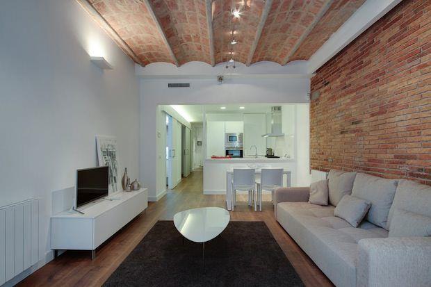 Open Space Cucina Soggiorno 40 Mq Cucina E Salone Open ...