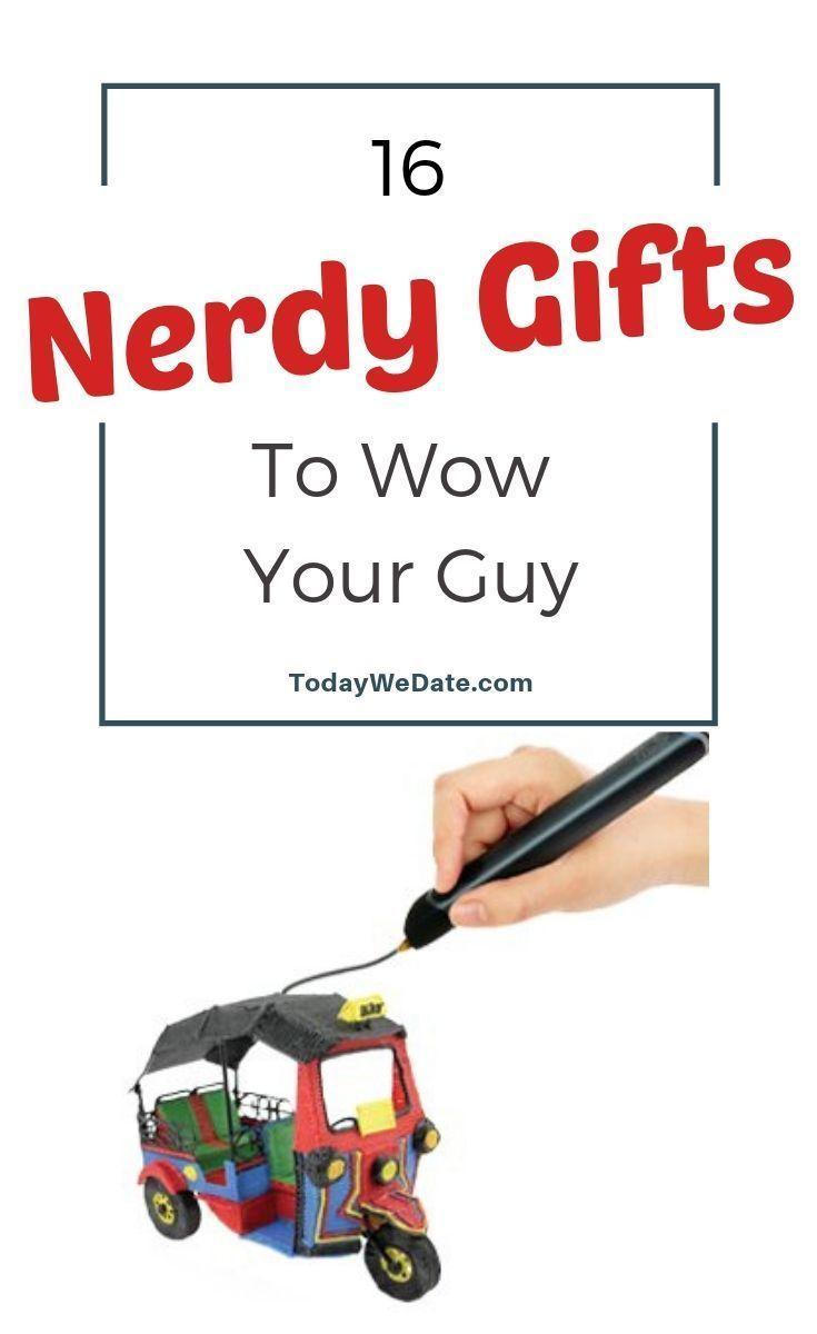 16 gift ideas that will satisfy his nerdy aesthetics