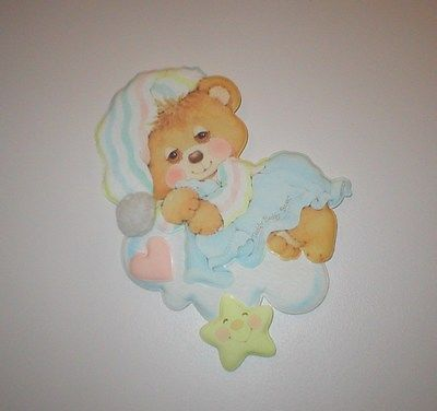 Teddy Beddy Bear Wall Hanging Winnie The Pooh Drawings