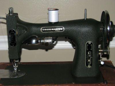 dressmaster sewing machine