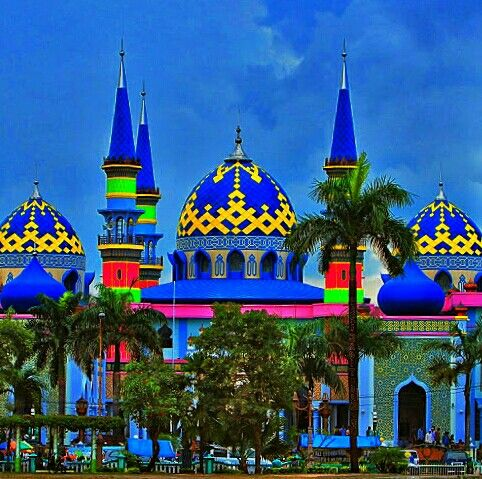 Masjid Agung Tuban Indonesia Mosque Mosque Architecture