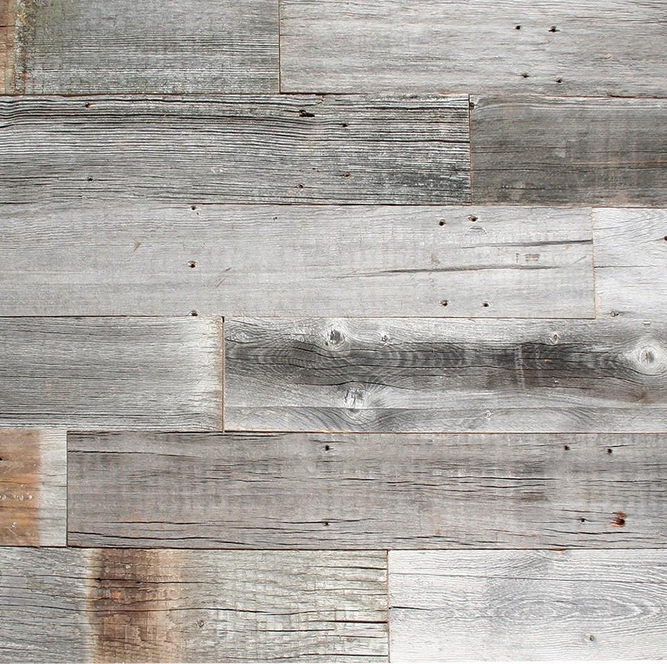 Big Sky Grey 5 Inch Reclaimed Wood Panels Reclaimed Wood