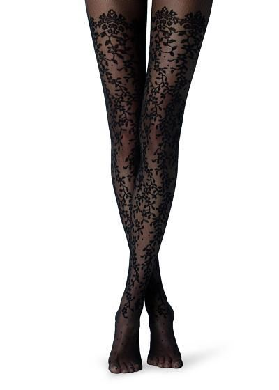 Collant  Tulle Ramage