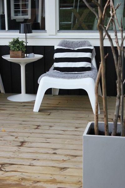ikea ps v g balcony inspiration pinterest balkong id er och uterum. Black Bedroom Furniture Sets. Home Design Ideas