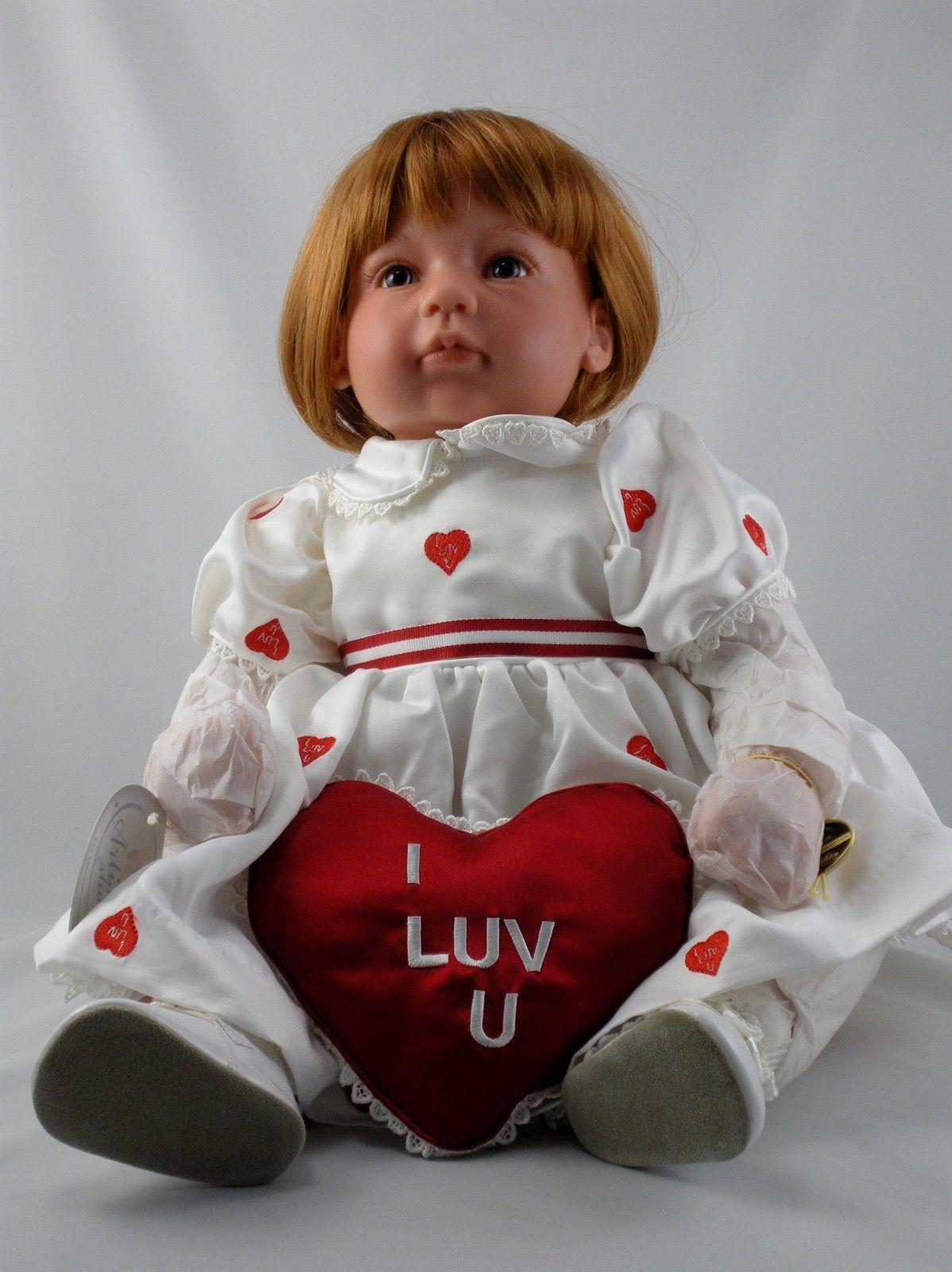 Lee Middleton Sweet Heart Reva Schick Doll | eBay