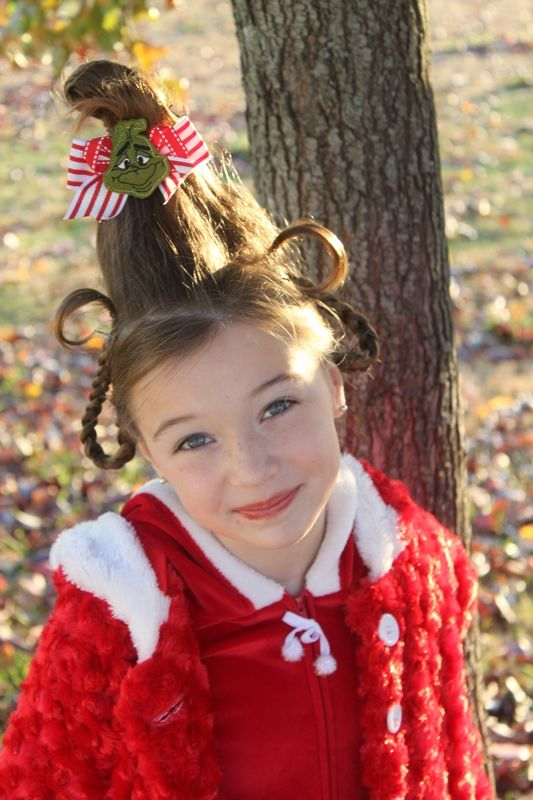 Cole S Corner And Creations Whoville Day Whoville Costumes Grinch Christmas Party Whoville Hair