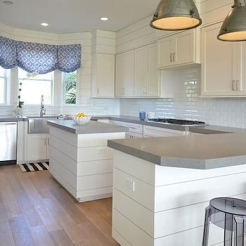 Ghost Barstools Design Ideas in 2020 | Shiplap kitchen ...
