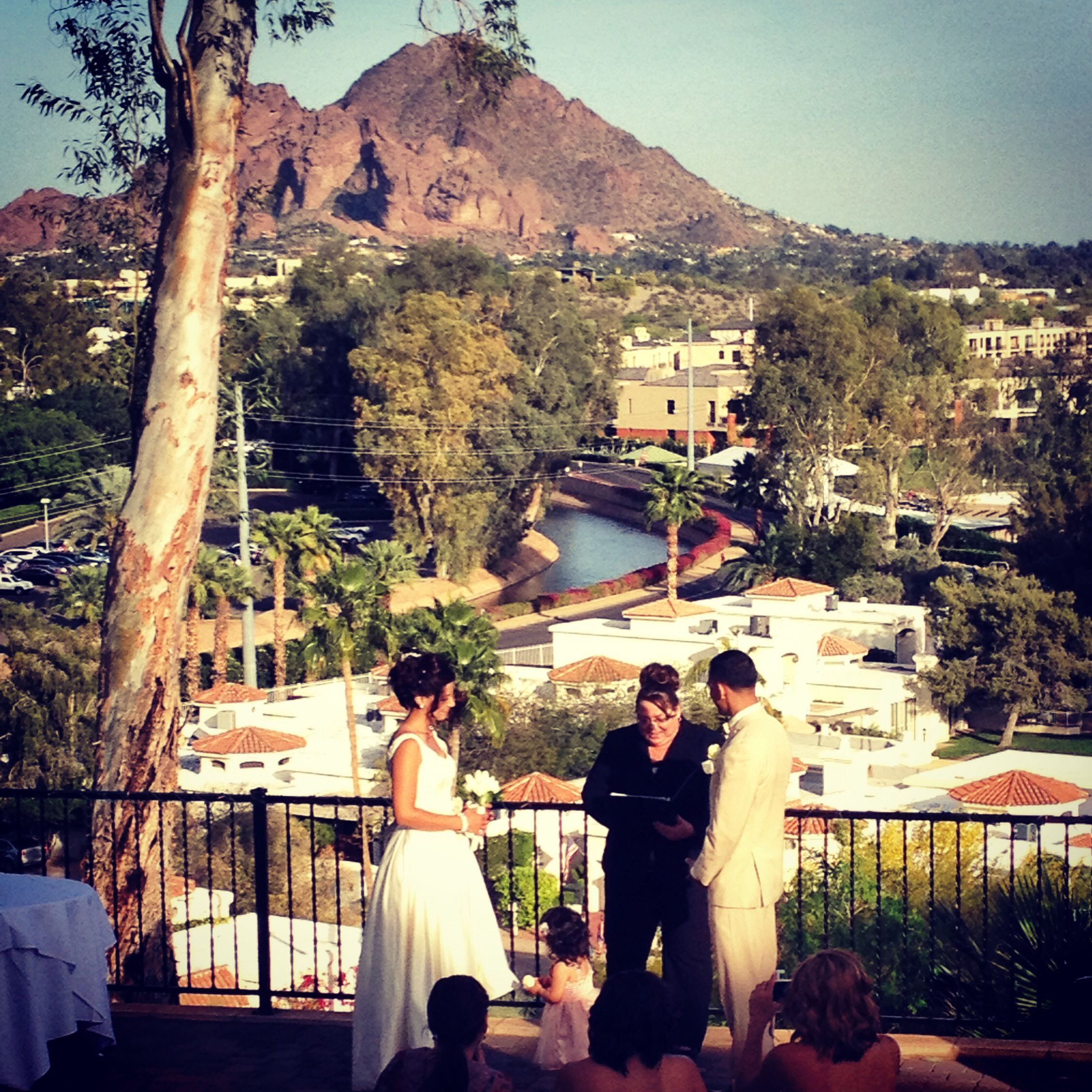 Beautiful views at The Wrigley Mansion in Phoenix, Arizona. | DWEP ...