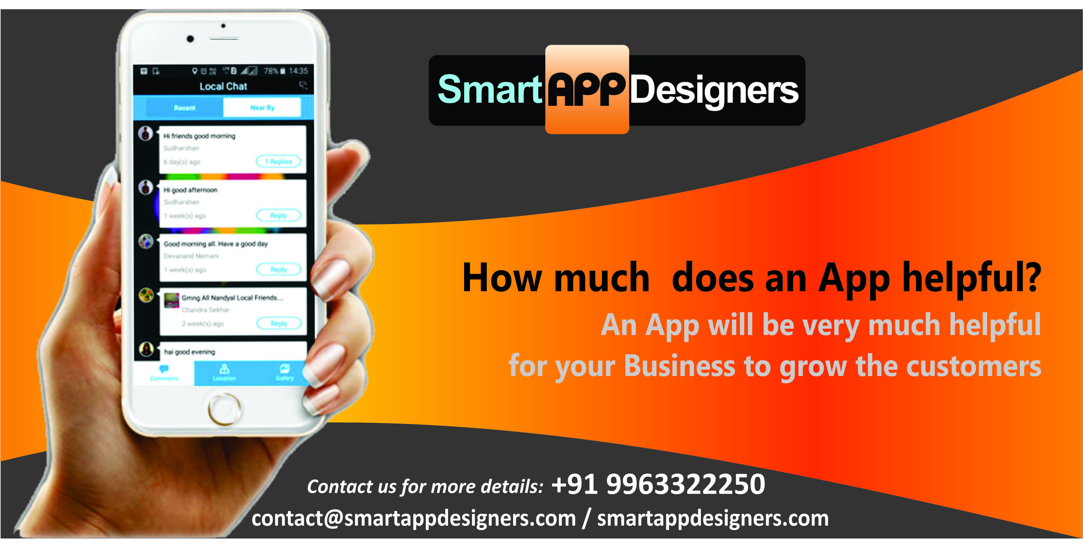 Pin by Vizag LocalHub on Mobile App Marketing Create