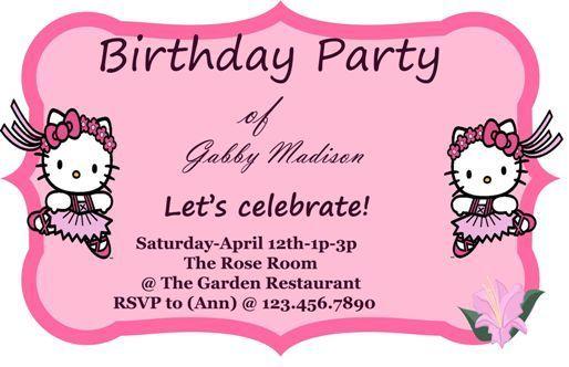 Pin By Divya On Shourya Pinterest Invitations Birthday