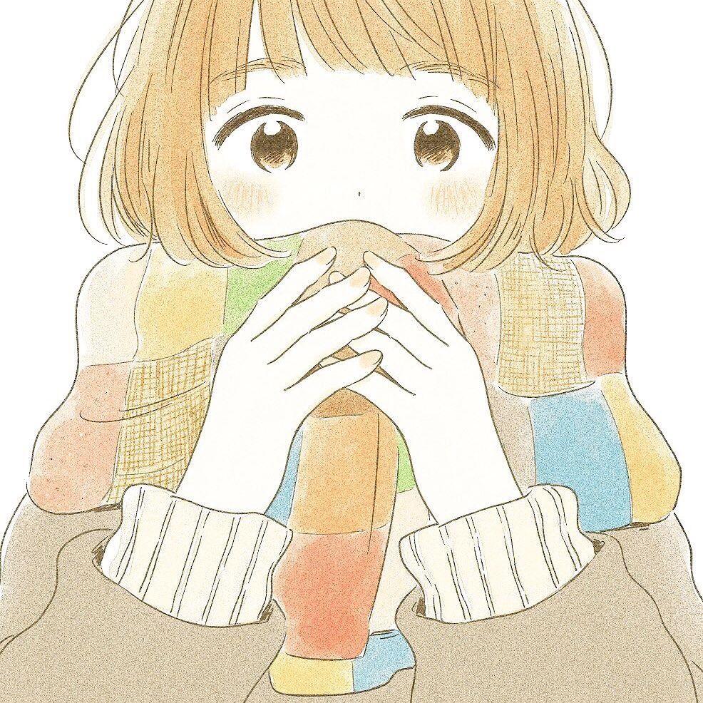 Artist? 𝒑𝒊𝒏𝒕𝒆𝒓𝒆𝒔𝒕 ♡ Gambar manga
