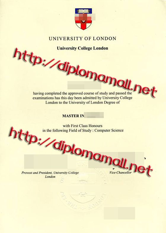 University College London degree buy degree, buy masters degree - first class degree