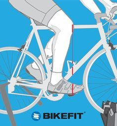 How To Fit A Road Bicycle Starting With The Foot Pedal Interface