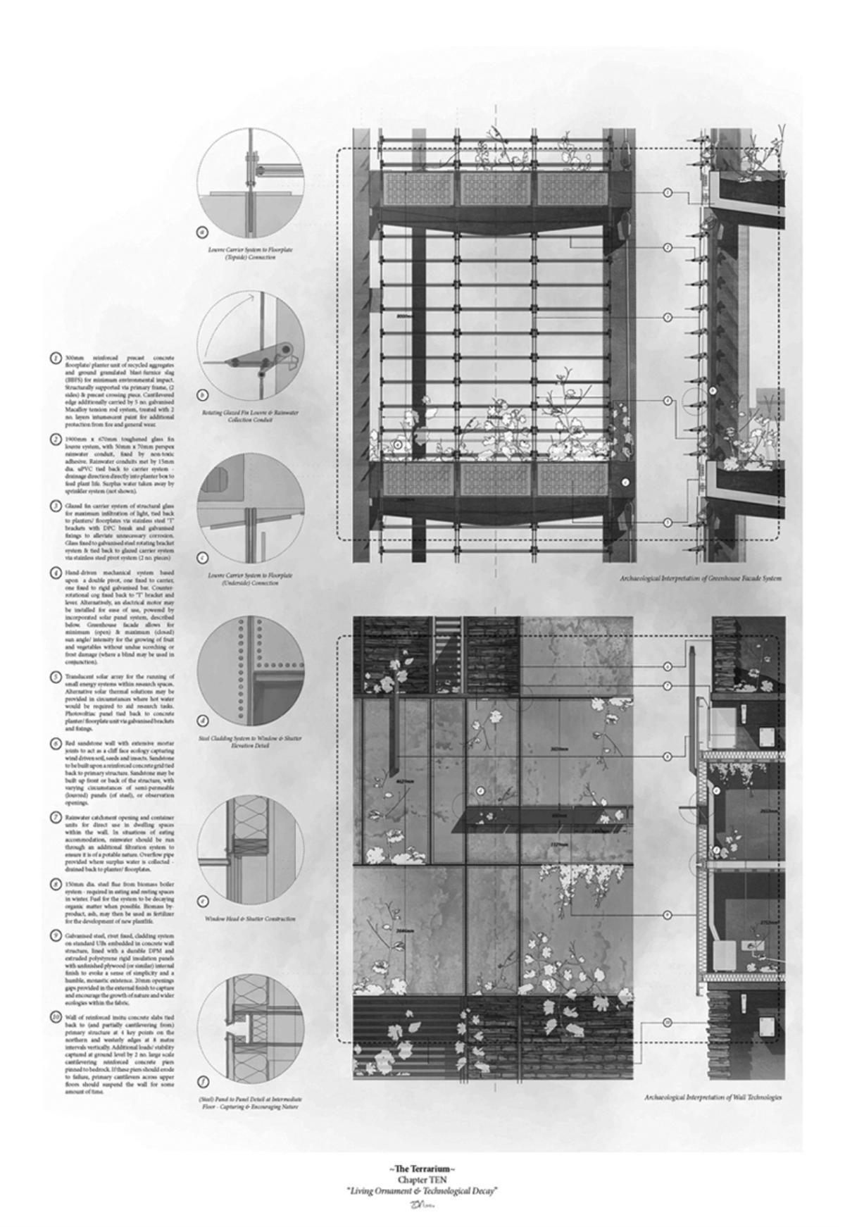 Presidents Medals: The Terrarium