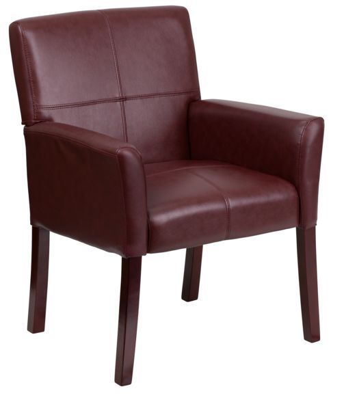 brown office guest chairs best nursery rocking chair 2018 reception seating waiting room lobby furniture executive visitorguestchair