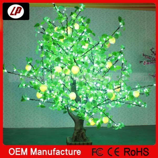 Waterproof christmas lighting led tree fruit trees wholesale MFR