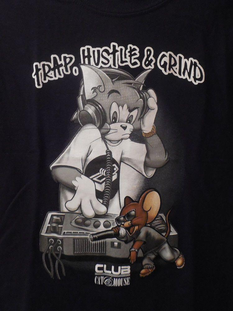 Hustler mouse trap cartoon