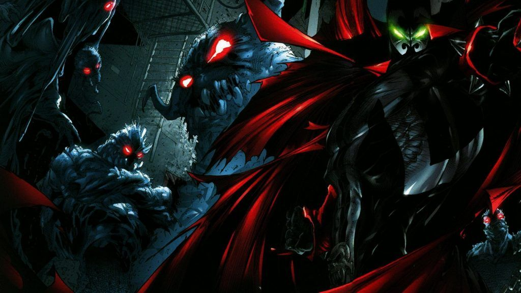 Spawn Wallpaper Hd 86 Background Images Hd Wallpaper Live Wallpapers Wallpaper Spawn Comics