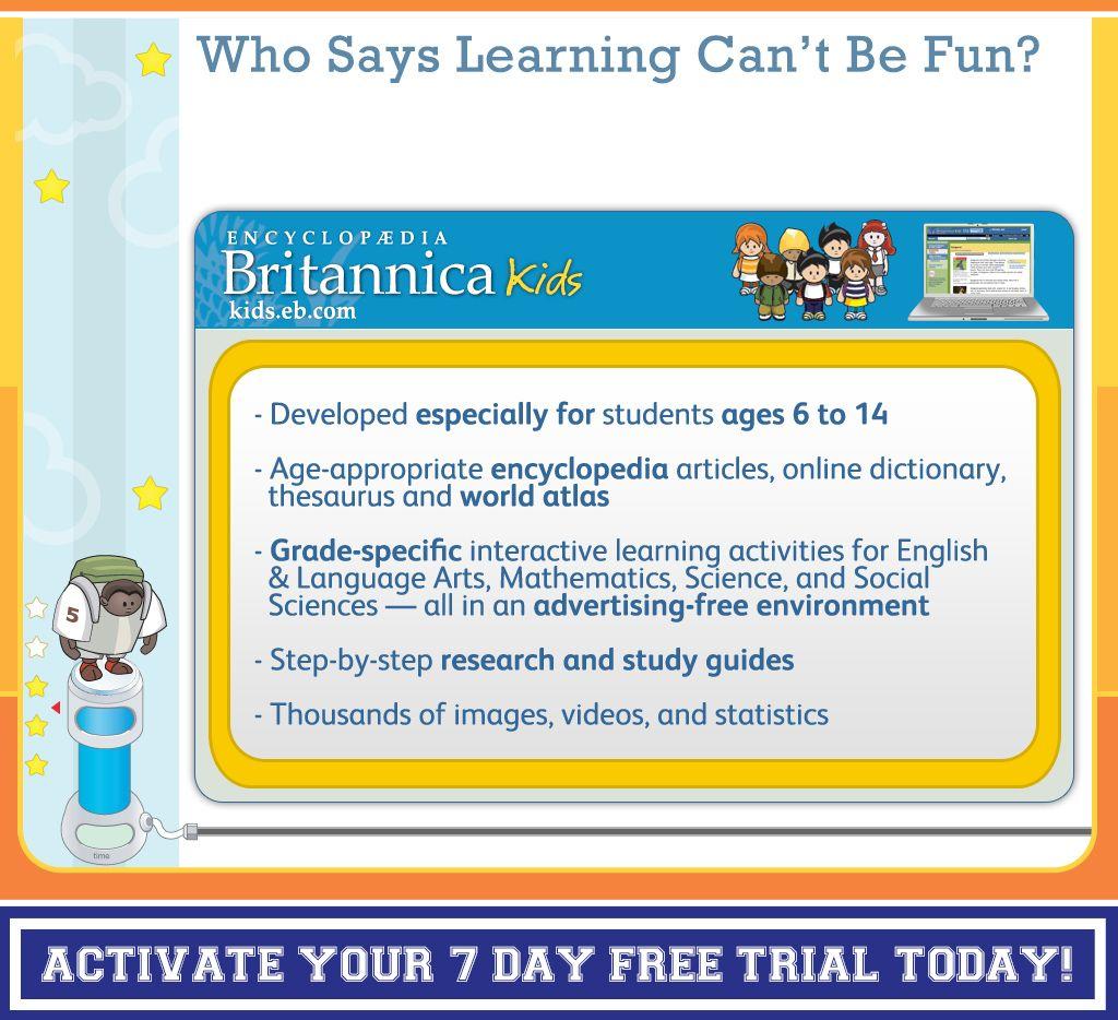 Encyclopaedia Britannica Help Improve Your Student S