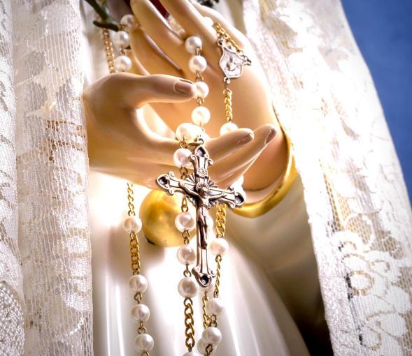 Virgen mara ruega por nosotros la historia del santo rosario virgen mara ruega por nosotros la historia del santo rosario thecheapjerseys Choice Image