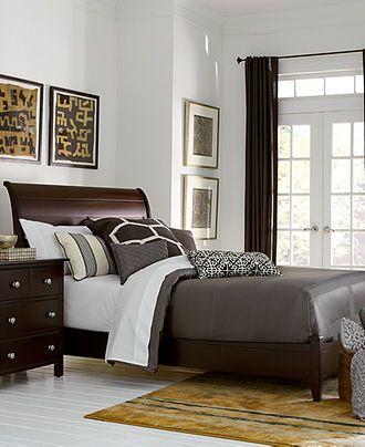 Murray Hill Ii Bedroom Furniture Collection Bedroom