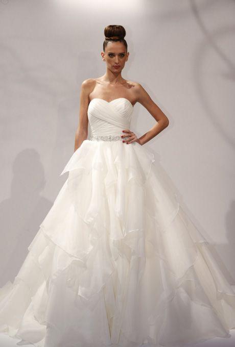 Dennis Basso - 2013 | Dennis basso, Wedding dress and Weddings