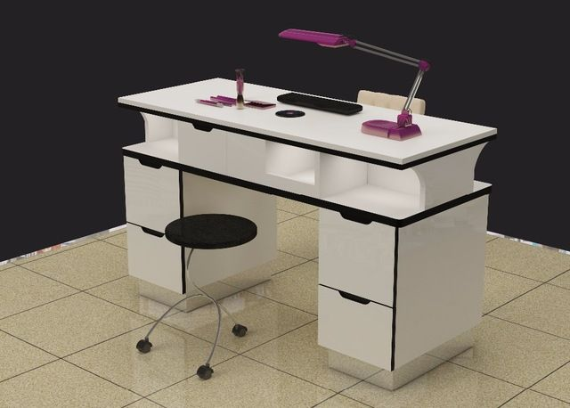 Source New Product Nail Salon Manicure Table Manicure