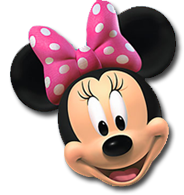 Minnie Mouse Heads Clipart Minnie Minnie Mouse Minnie Mouse Party