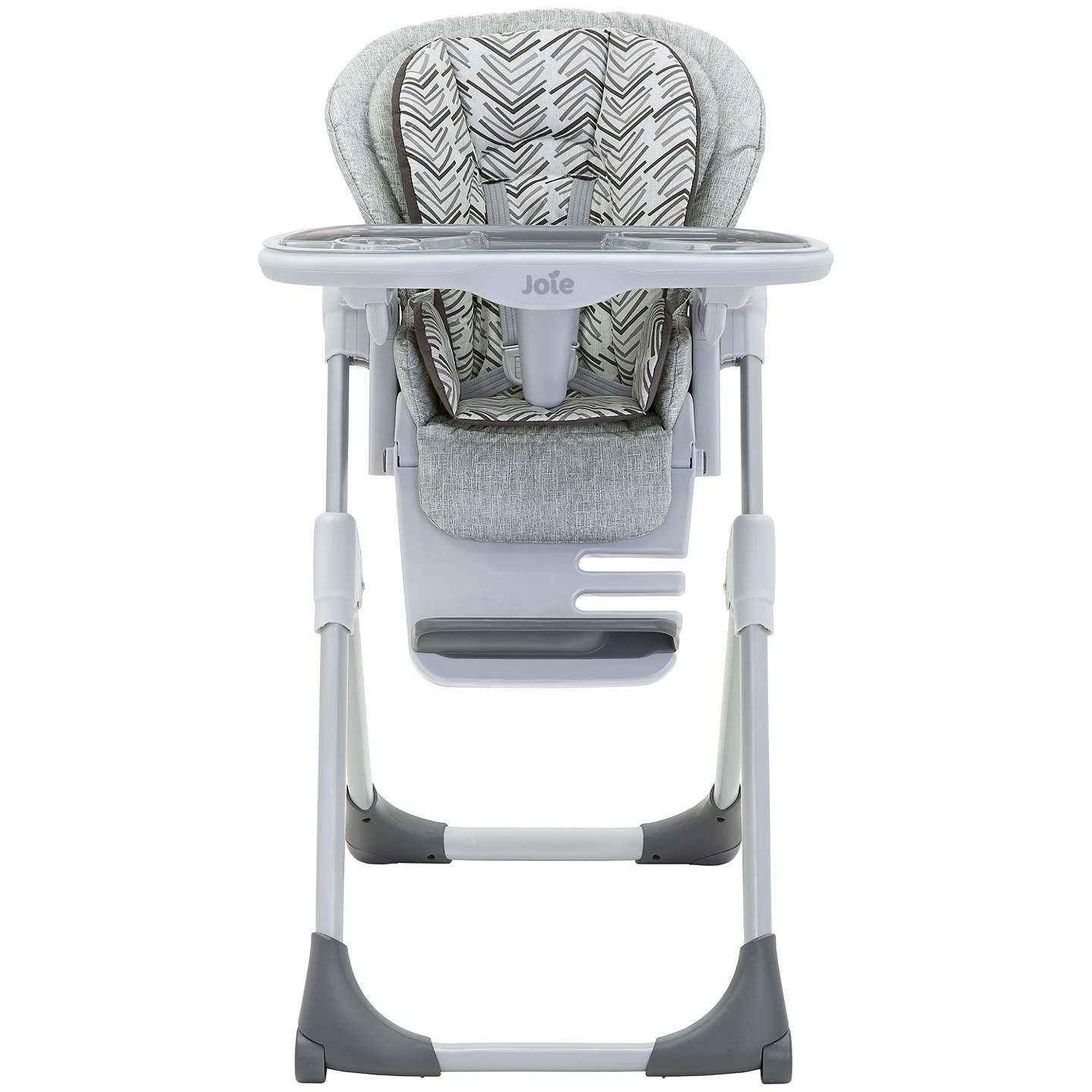 Joie Baby Mimzy 2 in 1 Highchair, Abstract Arrow Joie
