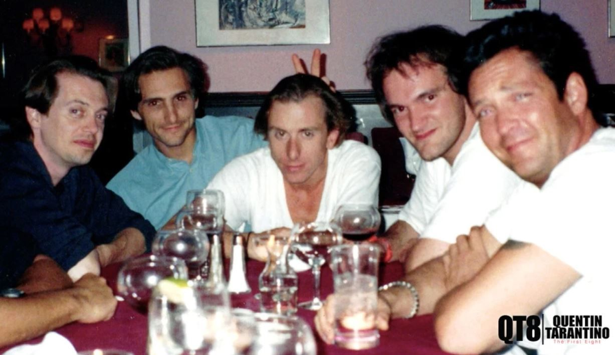 Qt8 The First Eight Trailer Tara Wood S Tarantino Doc Explores The Qt Legacy Movie Director Tim Roth Official Trailer