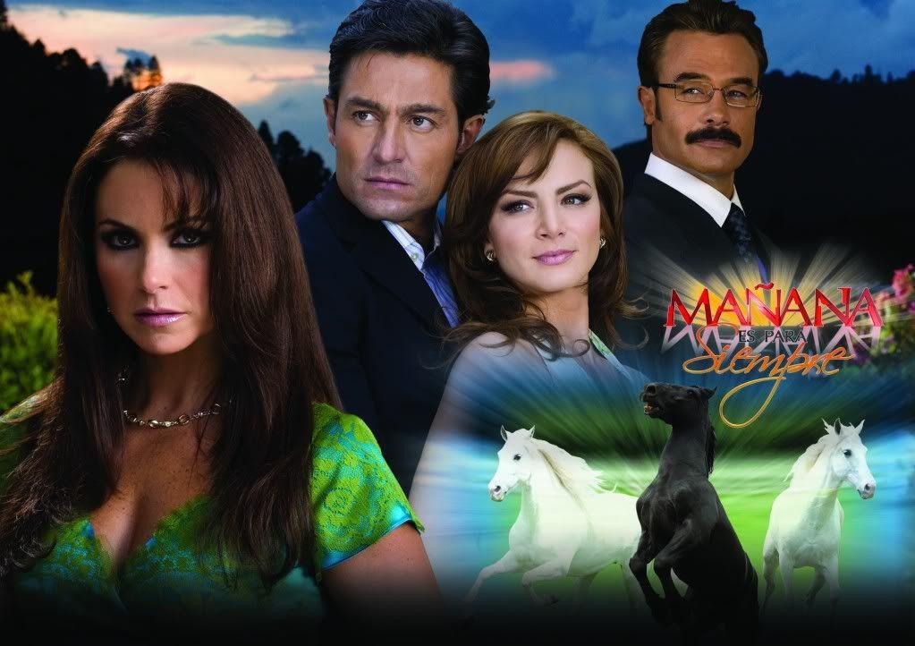 Manana Es Para Siempre 2008 Celebrities Telenovelas Tv Shows