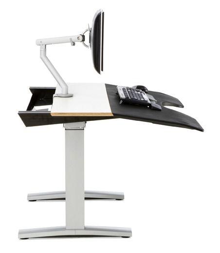 Envelop desk The Design of Work Pinterest Desks Work