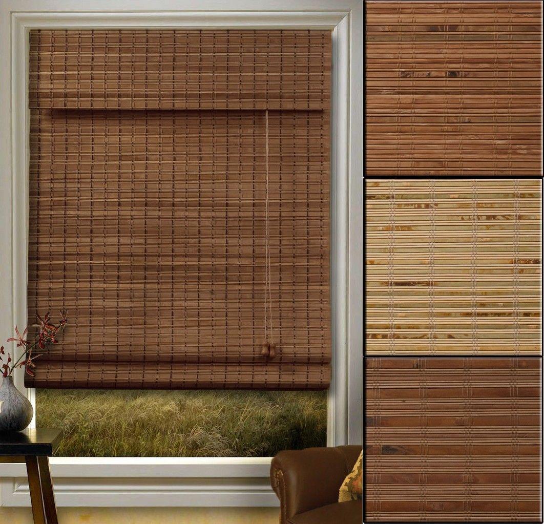 11 Transcendent Roller Blinds Window Treatments Ideas Wooden