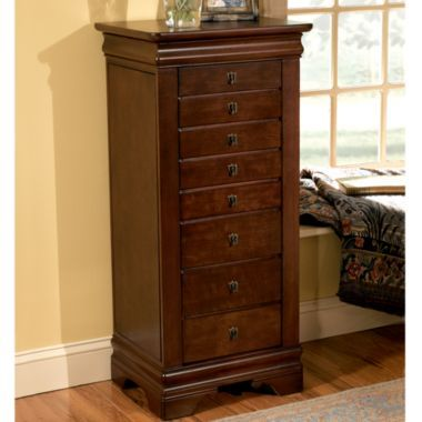 JCP Jewelry armoire Products Pinterest Armoires