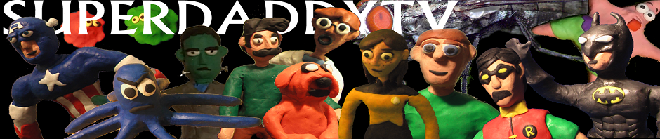 HIRE US TO CREATE YOUR CARTOON! | SuperDaddyTV Claymation