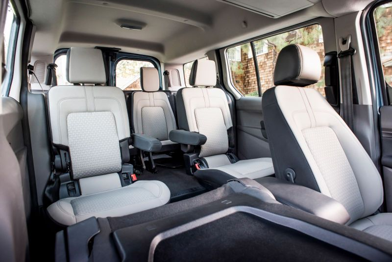The 2019 Ford Transit Connect Wagon Is A Diesel Van For Your