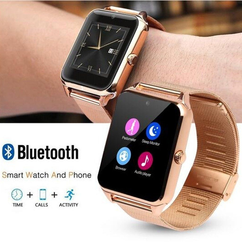 Z60 PLUS Smart Watch w/Remote Camera compatible with