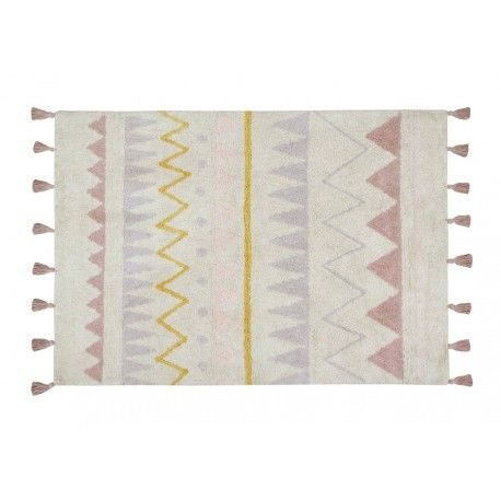 Bonita alfombra Vintage Nude de la coleccion Azteca del 2016 de lorena canals…