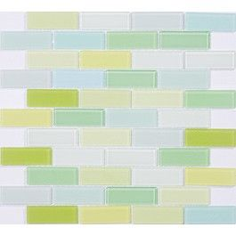 My dream kitchen tile, but at $19/sq. ft., it's a little outrageous.