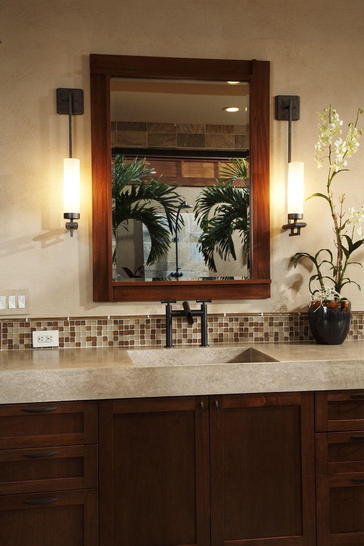 Pin On Tropical Bathroom