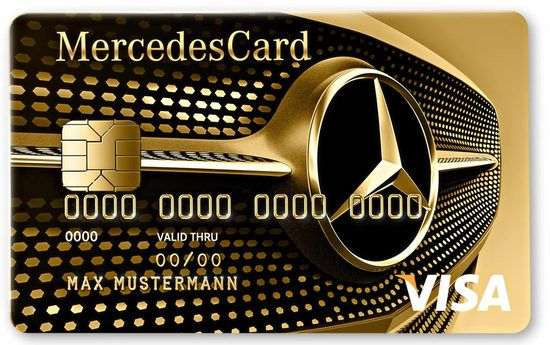 The Most Expensive Opulent And Extravagant From Luxurylaunches Credit Card Design Gold Credit Card Mercedes
