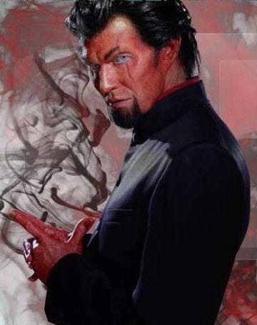 Azazel | X men, Azazel marvel, Marvel characters