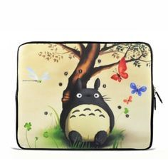 "Totoro 9.7"" 10"" 10.1"" 10.2"" inch Laptop Netbook Tablet Case sleeve bag For iPad 2 3/Asus EeePC 10 transformer/Acer Aspire one/Dell inspiron ... £13"