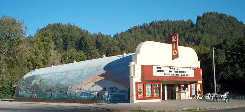 Monte Rio Ca >> Rio Theater Monte Rio Ca One Of My First Jobs Candy Girl