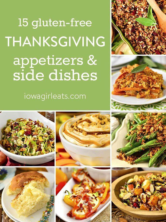 25 Gluten Free Thanksgiving Recipes Thanksgiving Appetizers