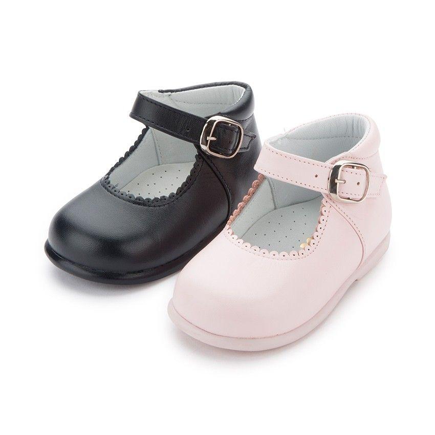 2750061a8f6 Mercedita Niña Piel Bota. Zapatos de calidad para Niñas