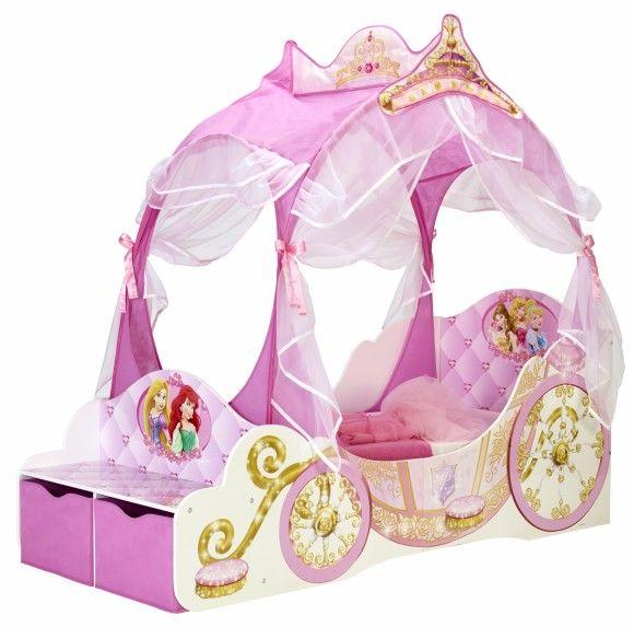Disney Princess Carriage Toddler Bed | HelloHome | Worlds Apart. Princess  room, toddler, - Disney Princess Carriage Toddler Bed HelloHome Worlds Apart