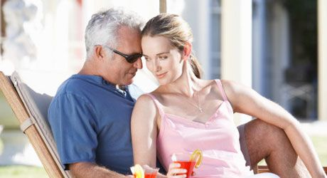 It is very common that many Young Women are attracted to 40 Plus Older Men;