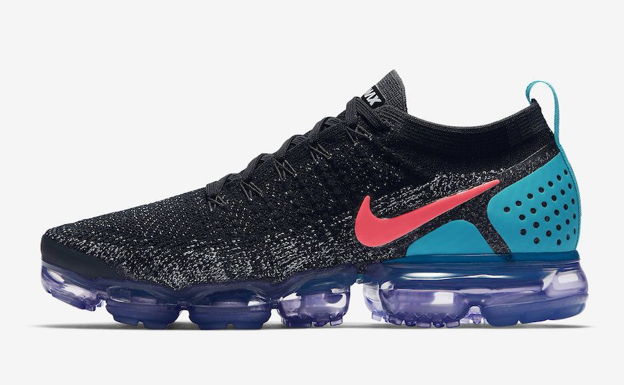 80e01b2e0490 Nike Air Vapormax Flyknit 2.0 Black Size 10 US Mens Athletic Running Shoes   Nike  RunningShoes